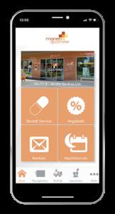 Apotheken App Marienapotheke 1140